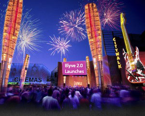 No fireworks, stadiums, or actual designer talent were used to stage this incredibly fake launch party.